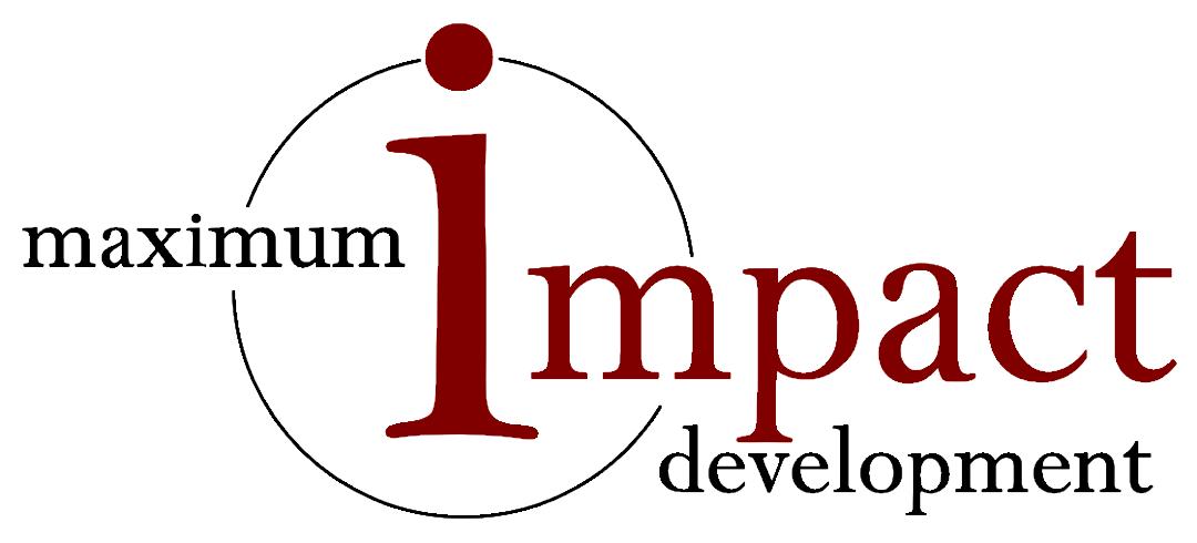 Maximum Impact Development